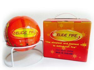 Bóng chữa cháy Elide Fire Ball.